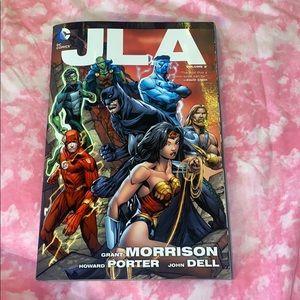 JLA volumen 2 cómics